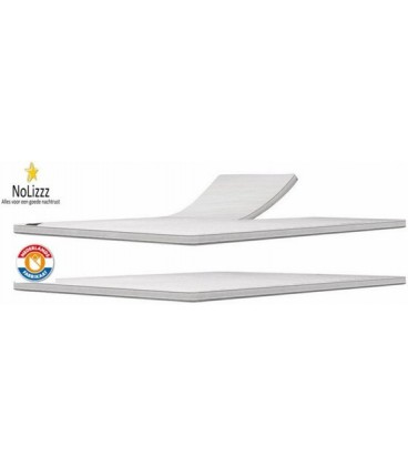 Nasa Split Topper Matras - 140 x 200 CM