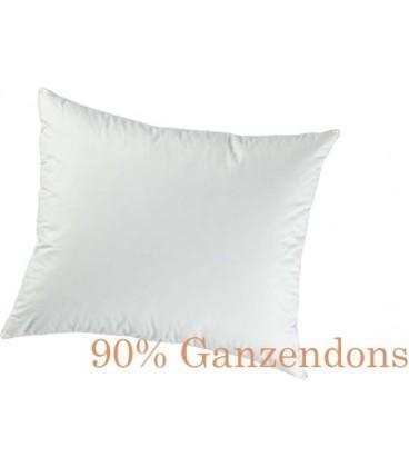 Hoofdkussen 90% Dons Gold - Ganzendons - 60x70 cm