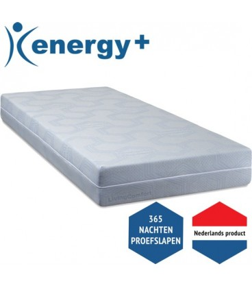 Energy+ Matras Nasa Traagschuim