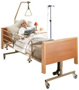 Hoog laag Verpleegbed Deluxe
