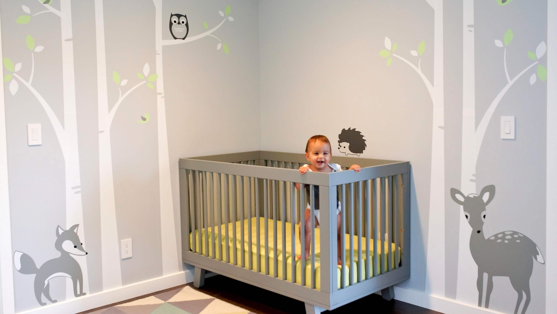 Babykamer afbeelding