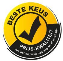 Beste keuze logo
