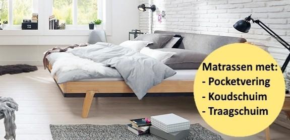 Matrassen online kopen